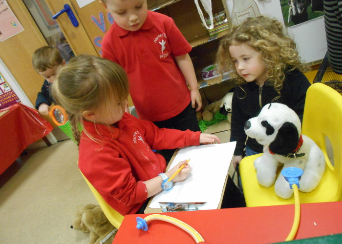 Market Rasen Pre School Play Time