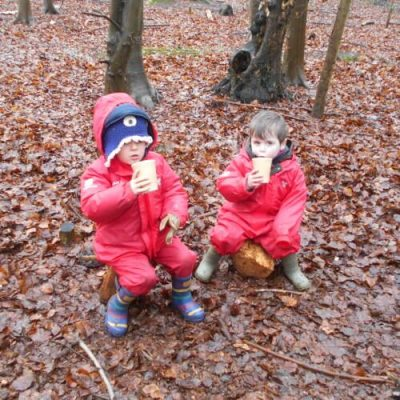 Forest School Trip Out