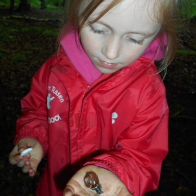 Market Rasen Forest School Expedition