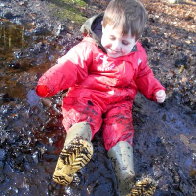 Market Rasen Forest School Play Time